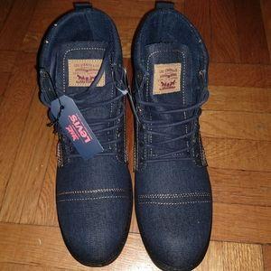 Levi's Denim Boots Brand New Size 10